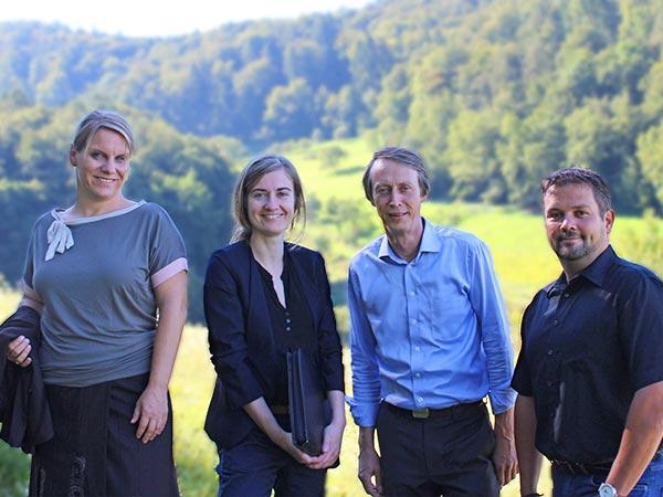 Das Team von Wanke Aktiv